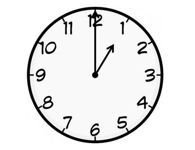 どれくらいの頻度・タイミングで時計を見るか?