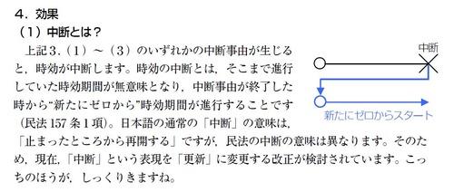 『司法書士試験 リアリスティック民法Ⅰ』抜粋(P244)